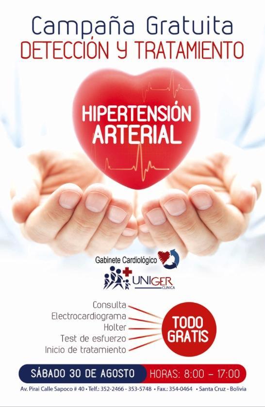 Eventos y Campañas – Gabinete Cardiologico